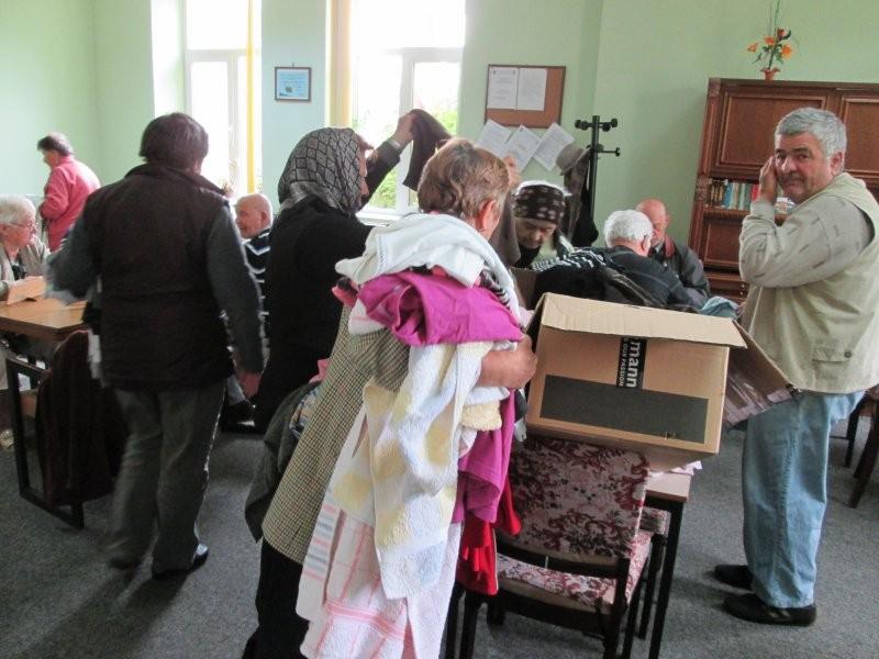 Parteneriat socio-medical la Centrul de zi pentru vârstnici Confecţii
