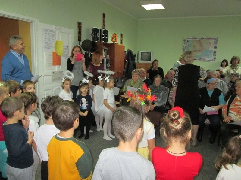 Sfinţii Arhangheli Mihail şi Gavril sărbătoriţi la Centrul de zi Confecţii