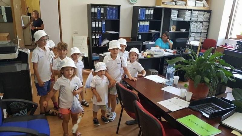 Clubul Copiilor din Cetate in vizita la DDAC