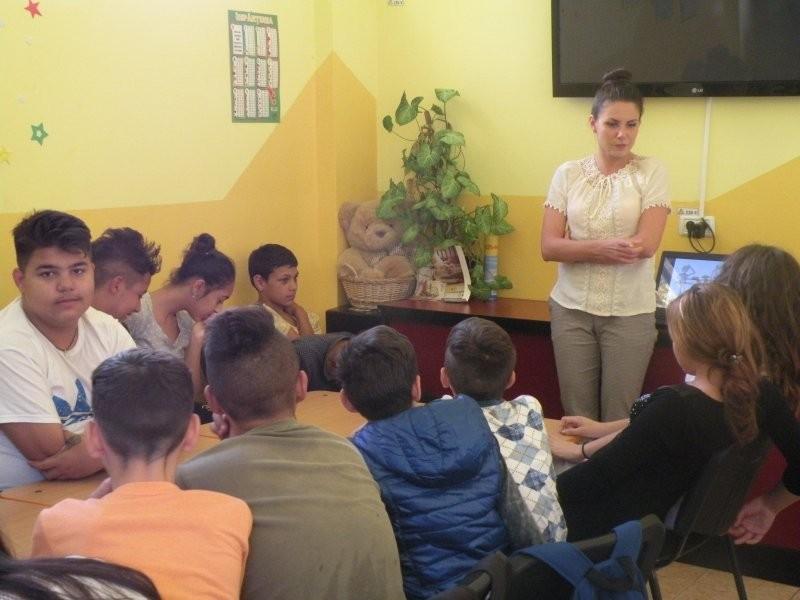 WORKSHOP ORIENTARE EDUCATIONALA SI PROFESIONALA LA COMPLEX CURCUBEU