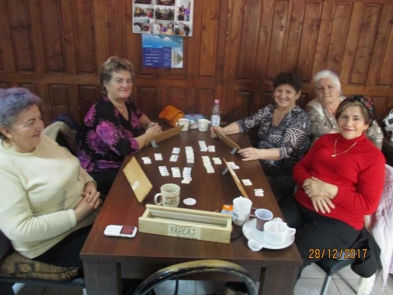 Fii competitiv la orice vârstă - Centrul de zi pentru vârstnici Aradul Nou