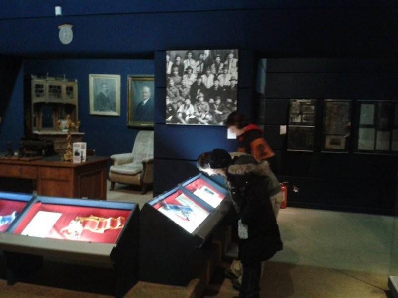 Vizita la Muzeul Judeţean Arad