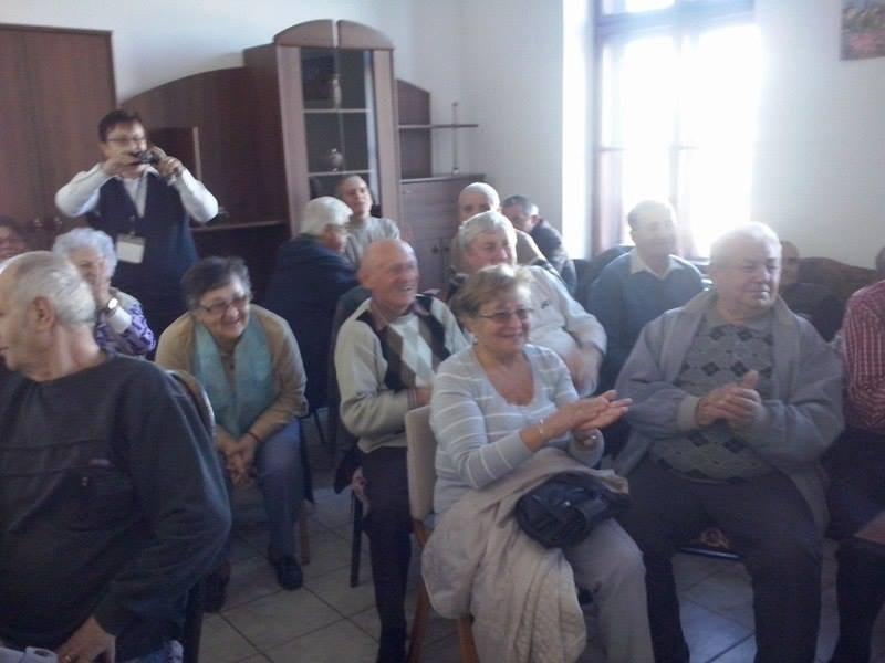 Ziua porţilor deschise la Centru de zi pentru vârstnici Aurel Vlaicu